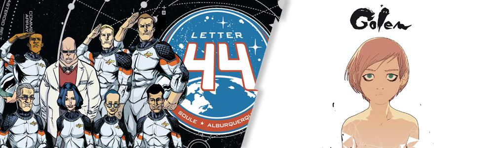 Letter 44 et Golem