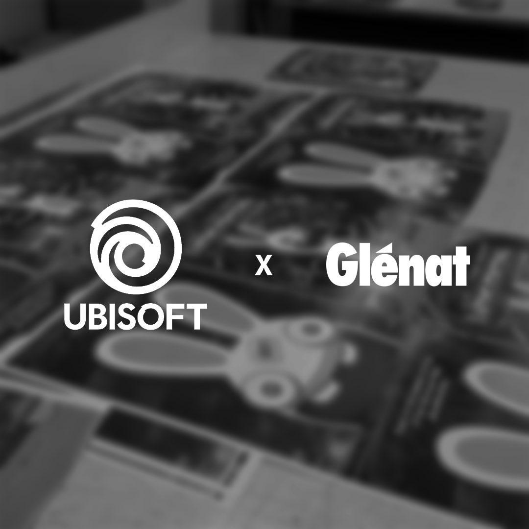 Ubisoft et Glénat s'allient dans la bande dessinée