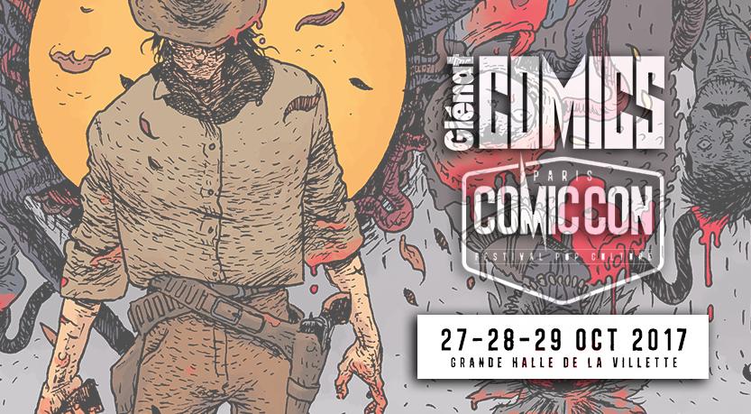 Paris Comic Con 2017