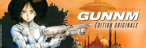Gunnm édition originale