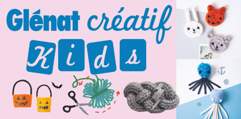 Glénat créatif kids