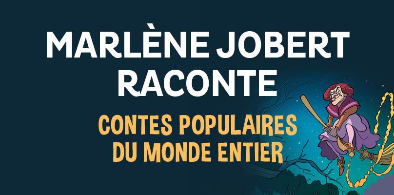 Marlène Jobert raconte