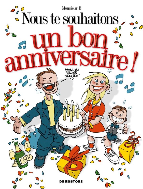 Image result for Bon anniversaire