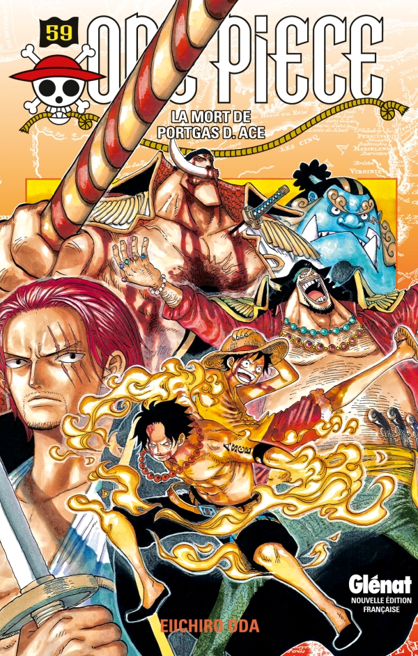 One Piece Edition Originale Tome 59