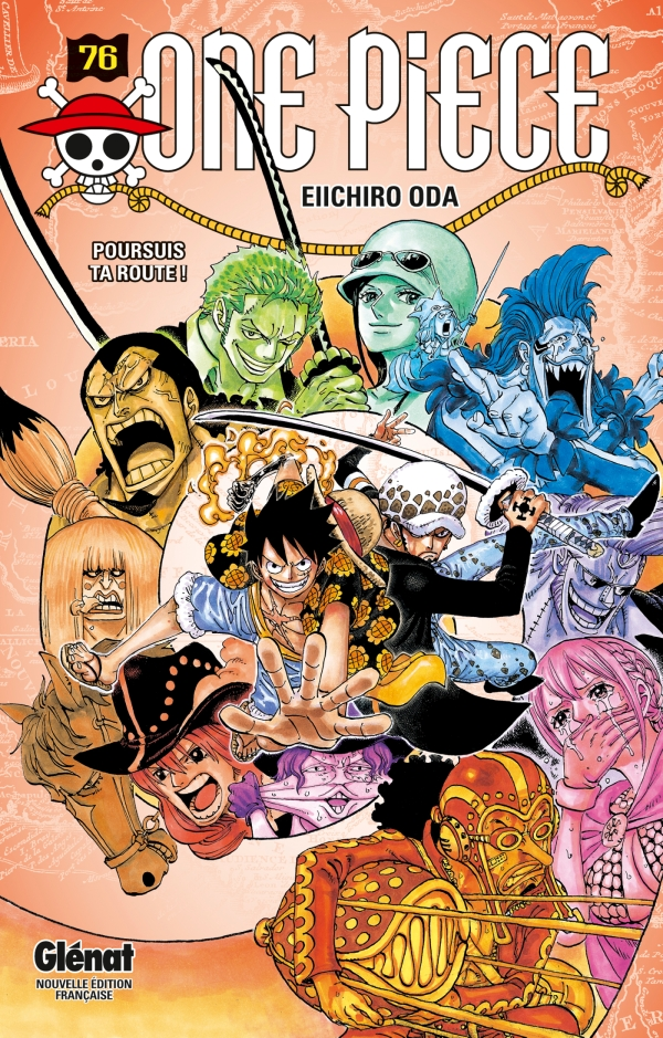 One Piece Edition Originale Tome 76