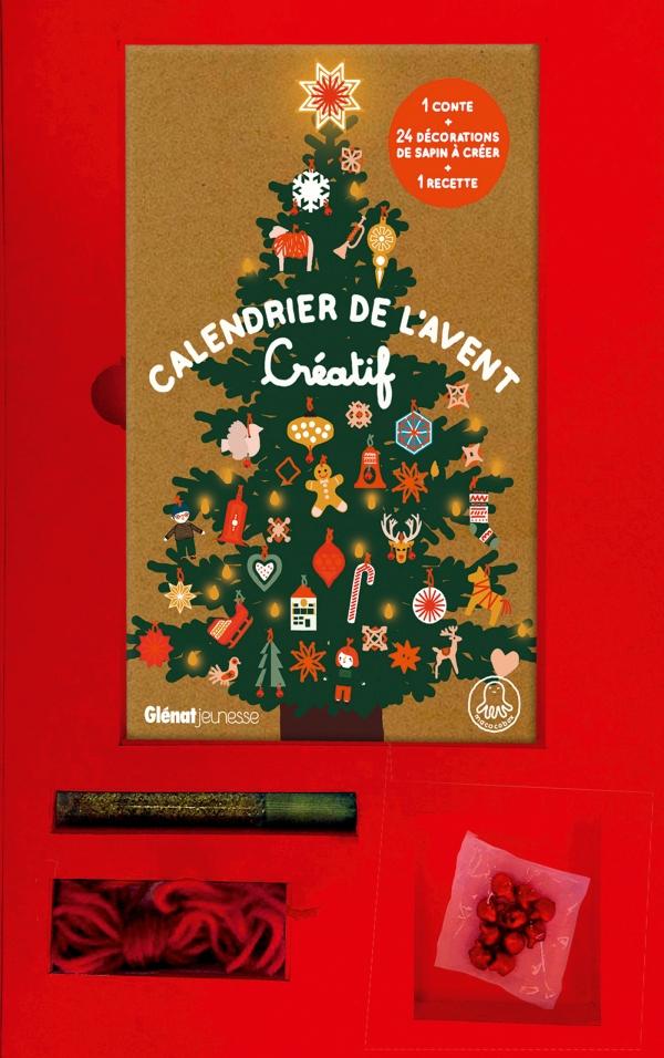 Image Calendrier De L Avent.Calendrier De L Avent Creatif