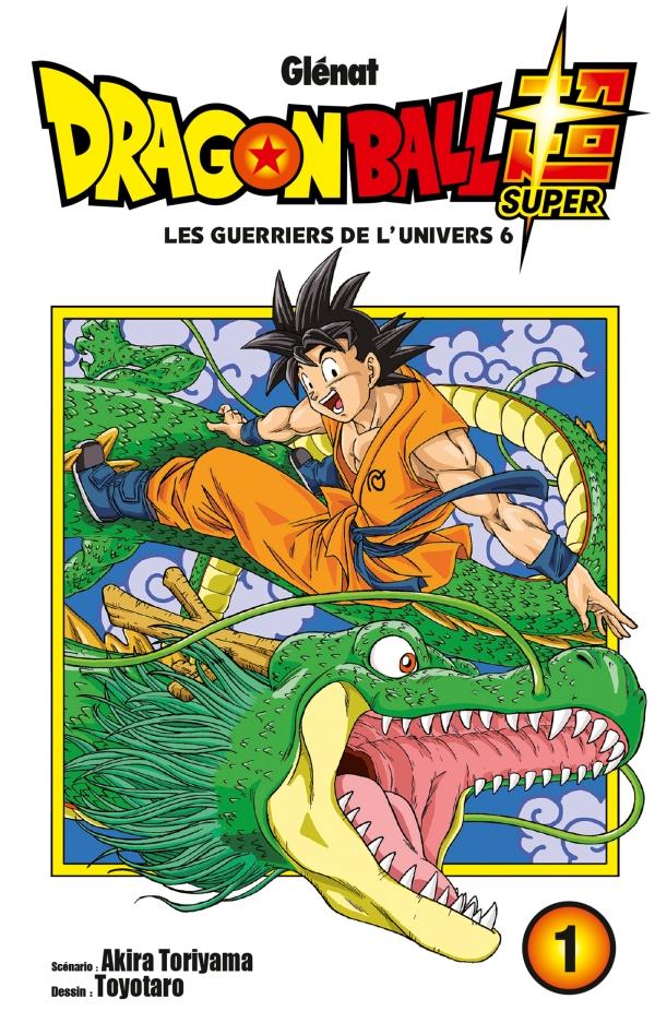 Dragon Ball Super Tome 01 Editions Glenat
