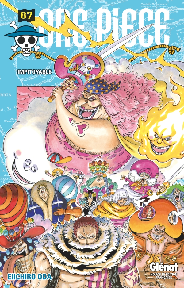One Piece Edition Originale Tome 87