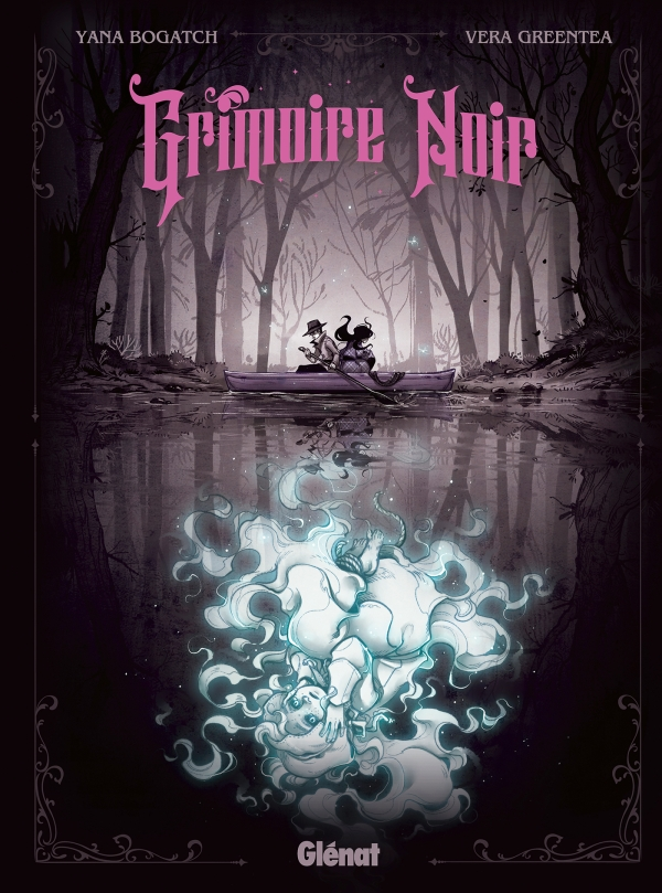 Grimoire noir | Éditions Glénat