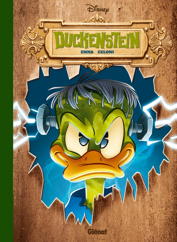 Duckenstein | Éditions Glénat