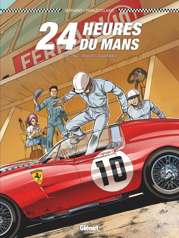 L'Automobile et la Bande Dessinée  - Page 7 9782344047101-001-T
