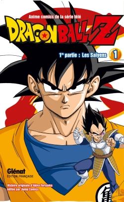 Dragon Ball Z 1re Partie Tome 01