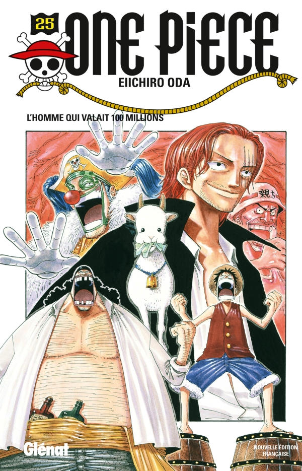 One Piece Edition Originale Tome 25