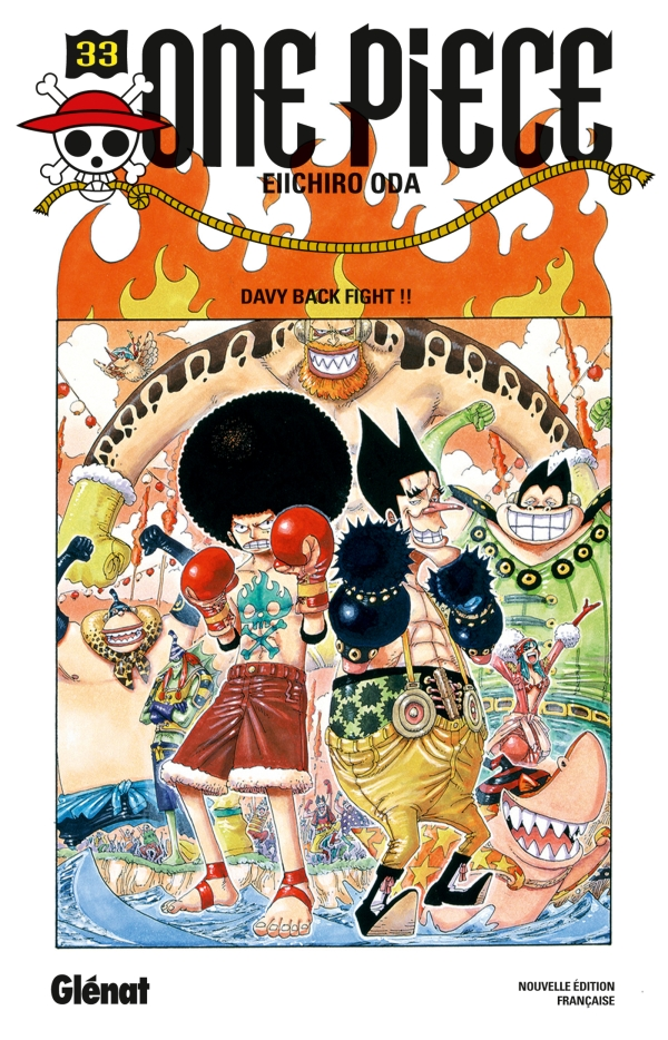 One Piece Edition Originale Tome 33