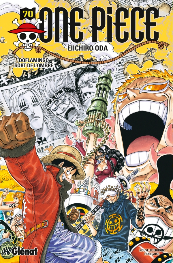 One Piece Edition Originale Tome 70
