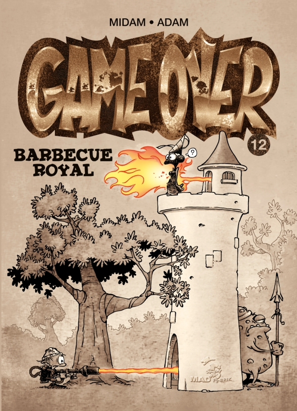 Game Over Tome 12