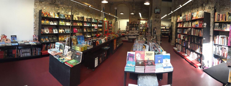 Librairie Glénat Lyon