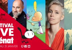 Festival Live Glénat #FIBD du 25 au 31 janvier