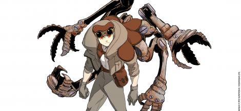 Ashidaka – the iron hero