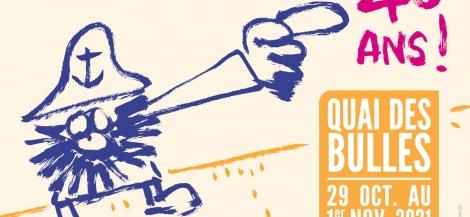 Festival Quai des Bulles 2021