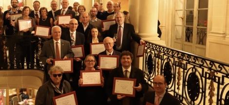 Lauréats des prix OIV 2019