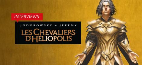 Interviews de Jodorowsky et Jérémy