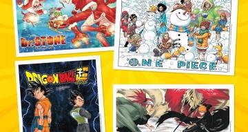 Un ex-libris offert pour l'achat d'un manga