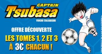 Captain Tsubasa à 3€