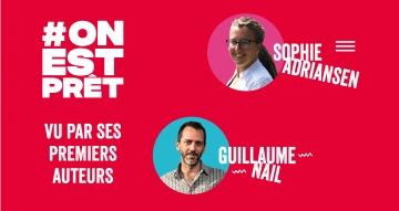 Interview des auteurs de nos 1ers romans #OnEstPrêt