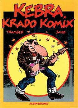 Kebra Krado Komix