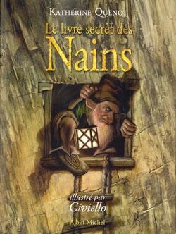Le livre secret des Nains