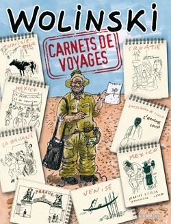 Les carnets de voyage de Wolinski