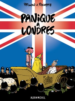 Panique à Londres