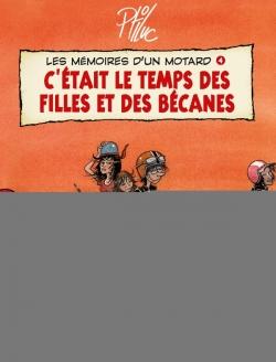 Les Mémoires d'un Motard - Tome 04