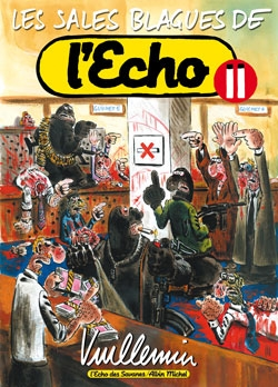 Les Sales Blagues de l'Echo - Tome 11