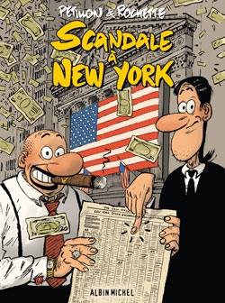 Scandale à New York
