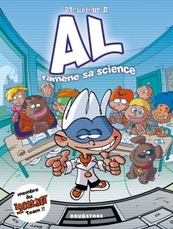 AL ramène sa science