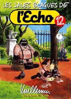 Les Sales Blagues de l'Echo - Tome 12