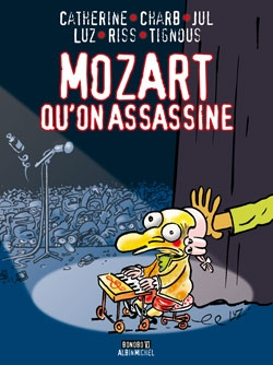 Mozart qu'on assassine