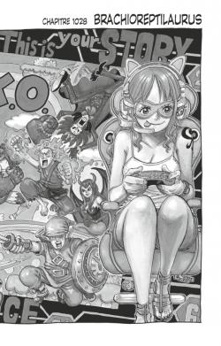 One Piece édition originale - Chapitre 1028