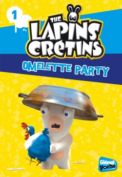 The Lapins crétins - Poche - Tome 01