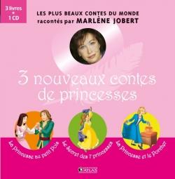 3 nouveaux contes de princesses