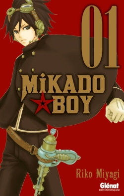 Mikado Boy - Tome 01