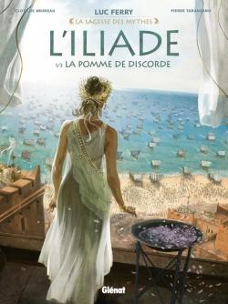 L'Iliade - Tome 01