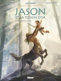Jason et la toison d'or - Tome 01