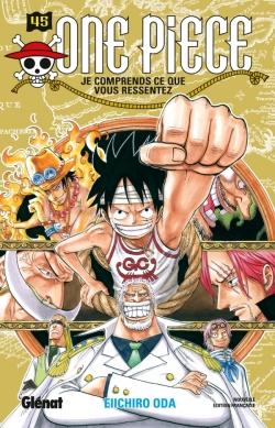 One Piece - Édition originale - Tome 45