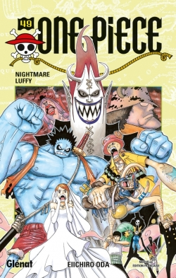 One Piece - Édition originale - Tome 49
