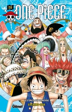 One Piece - Édition originale - Tome 51