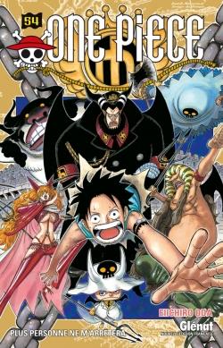 One Piece - Édition originale - Tome 54