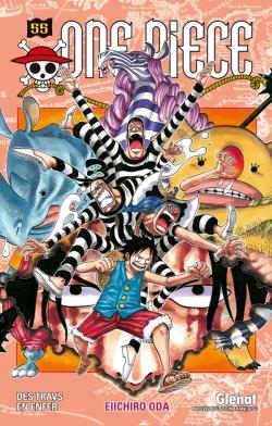 One Piece - Édition originale - Tome 55